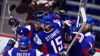 Repeat youtube video Posledné minúty zápasu Slovensko - Kanada