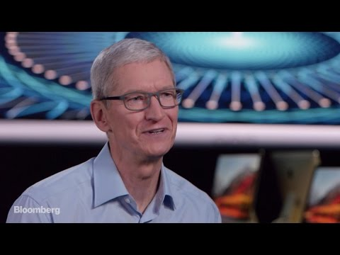 Tim Cook: Bloomberg Studio 1.0 - Full Interview