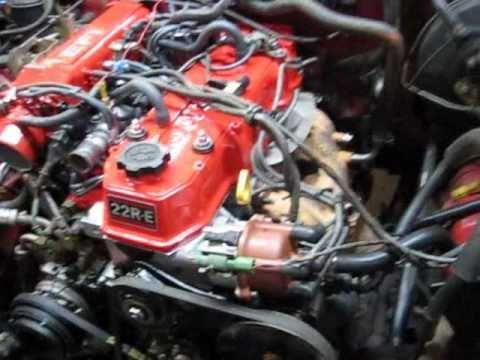 22RE Engine Rebuild: Part 2  YouTube