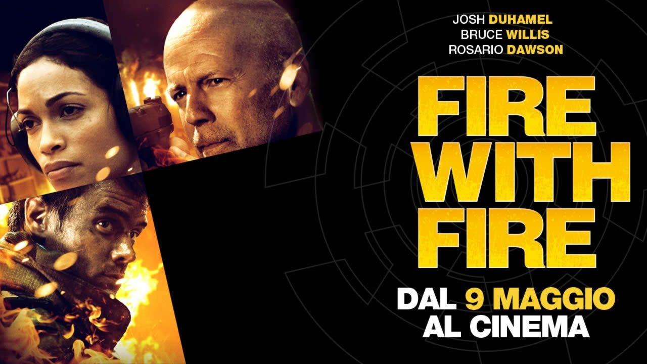 Fire With Fire Trailer Italiano Ufficiale [HD]