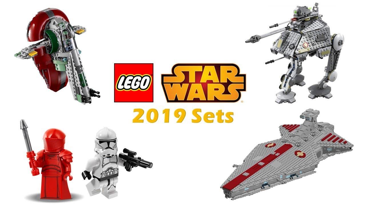 Lego Star Wars 2020 Winter Sets