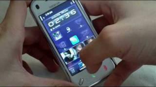 Nokia N97 mini with SPB Shell