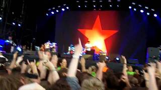 Rage against the machine - Know your enemy Download Festival 2010