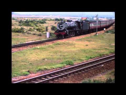 SAR From Noupoort to Port Elizabeth 1980-81, South African Railways 720p