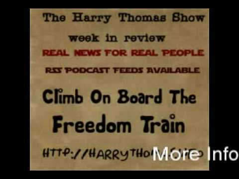 The Harry Thomas Show - An August Update - warning dont take the flu shots part 2 of 2