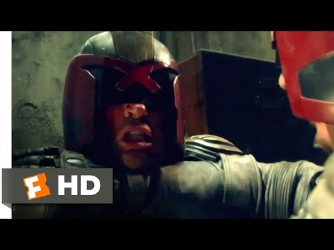 Dredd 811 Movie   Corrupt Judge 2012 HD