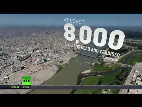 Liberation or obliteration? A look at the price paid to recapture Mosul