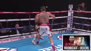 KNOCKOUT WITH A JAB! LIAM WILLIAMS DESTROYS KRIS CARSLAW