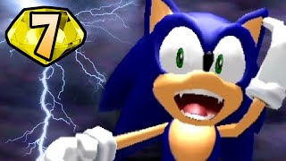 THE GHOST OF SONIC 06 RETURNS | Sonic Adventure DX #7