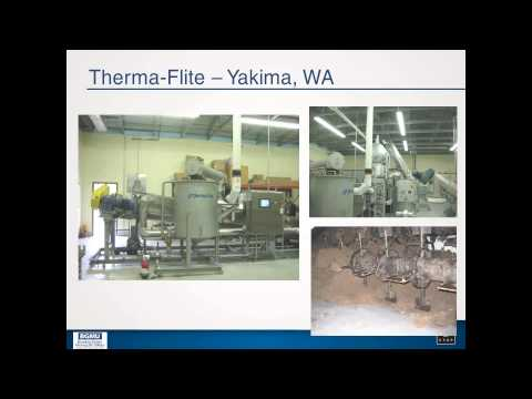 Wastewater Treatment Plant Case Study: Thermal Drying to Achieve Class A Biosolids