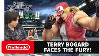 "vuclip Super Smash Bros. Ultimate – Mr. Sakurai Presents ""Terry Bogard"""