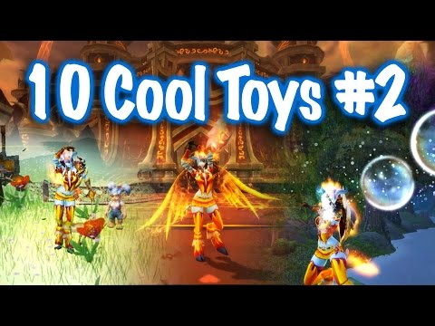 Jessiehealz - 10 Cool Toys & Vanity Items #2 (World of Warcr