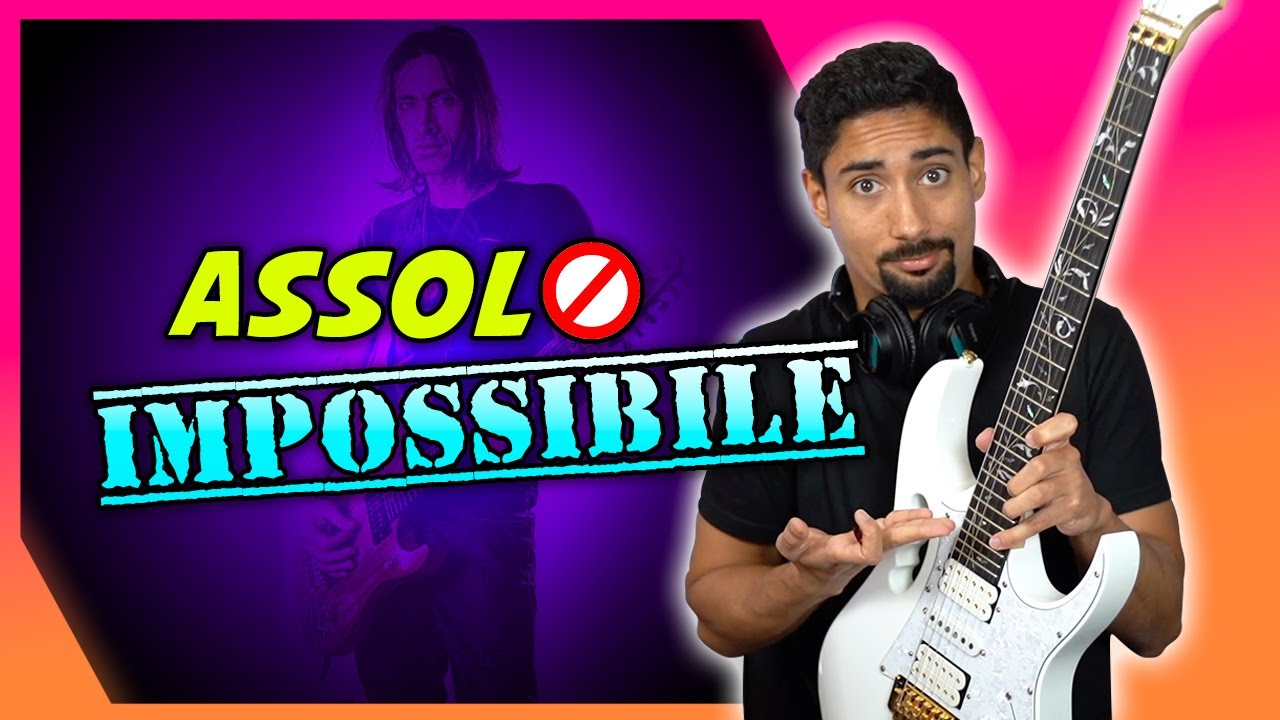 L'ASSOLO (quasi) IMPOSSIBILE di NUNO BETTENCOURT - Lezioni di Chitarra | Chitarristi a Nudo