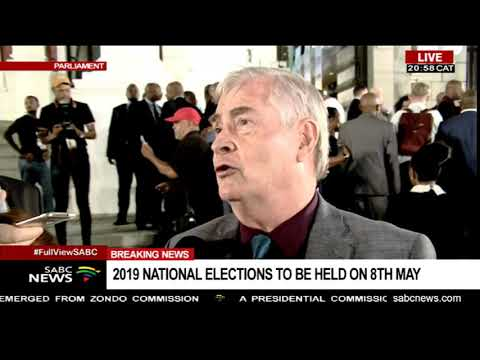 FF Plus Pieter Groenewald reacts to SONA 2019
