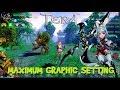 "Max Setting!! | "" TERA M "" android / IOS openworld MMORPG 테라M ( TERA MOBILE )"