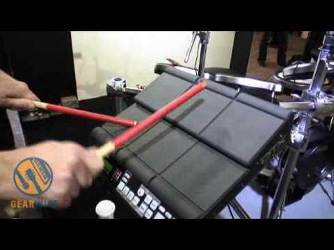 Yamaha DTXMulti12 Sampling Pad: Don't Schlep, Sample