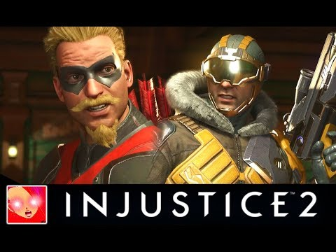 Thumbnail: Injustice 2 - All Friendliest Intro Dialogues