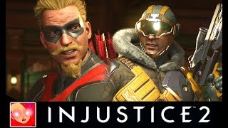 Injustice 2 - All Friendliest Intro Dialogues