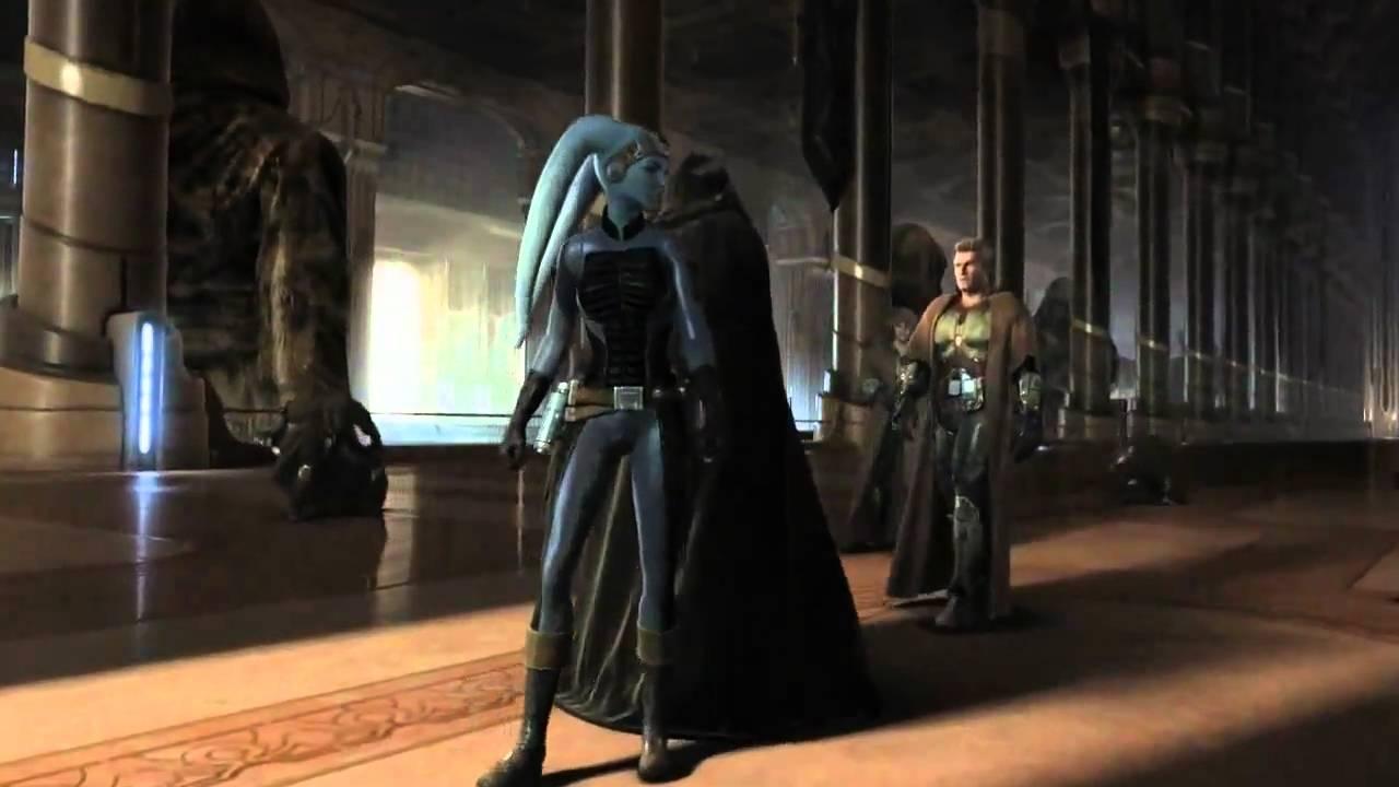 Sith Wallpaper Hd Star Wars Old Republic Jedi Temple 720p Hd Youtube