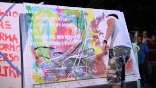 Live Art Show Antonio Palmisano