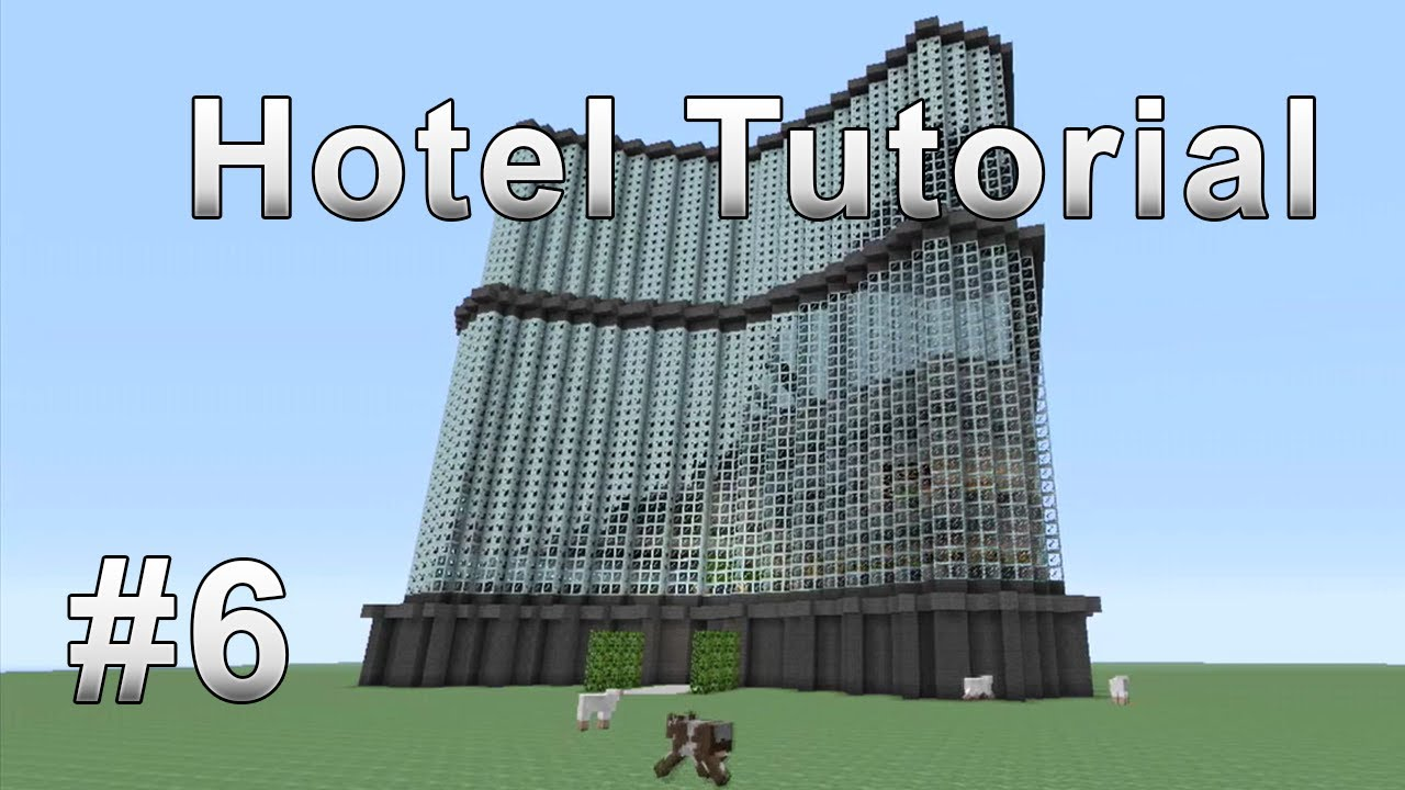 Hotel Tutorial Minecraft Xbox 360 #6 - YouTube