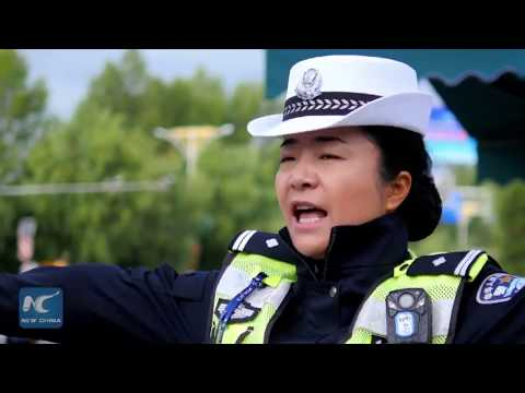 From Tibetan traffic police to CPC National Congress delegate