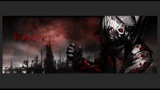 Tokyo Ghoul: Kaneki Wallpaper Speedart | by KayPi