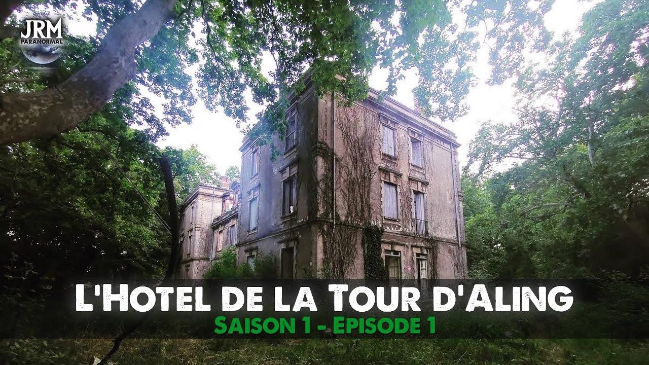 S01 - EP01 : Le château de l'irrationnel (Chasseurs de Fantômes)