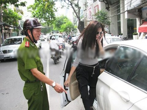 Cảnh Sát Giao Thông 2016 : CSGT –  Đẳng cấp bật cảnh sát giao thông    CSGT