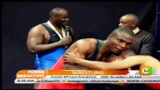 Power Breakfast: Wrestling