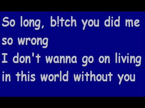 Eminem - Kim (HQ with lyrics)