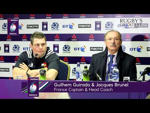 France post-match press conference | NatWest 6 Nations
