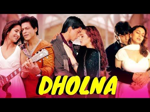 Dholna | Shahrukh Khan Romance  | Rahul Jain | Dil To Pagal Hai | Shahrukh Khan | Madhuri Dixit