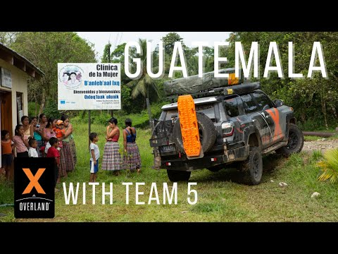 Expedition Overland: Central America Ep6 S2