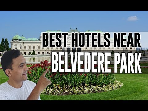 Best Hotel   Accommodation near Belvedere Park, Tunis