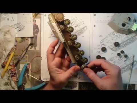 видео: Сборка СУ-152 trumpeter Постройка диорамы часть 1