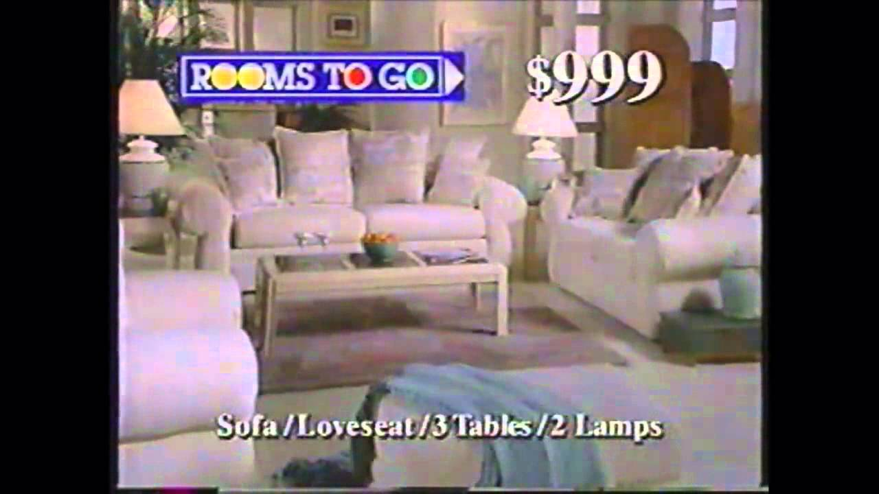 Rooms To Go Commercial 1997