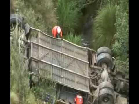 Trágico accidente en la carretera entre Cúcuta y Bucaramanga