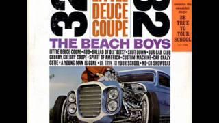 Our Car Club by Beach Boys on Mono 1963 Capitol LP.