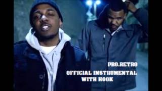 Game ft. Kendrick Lamar - The City (Instrumental With Hook)
