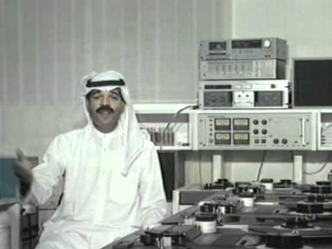 اعلان قديم البوم الفنان محمد البلوشي