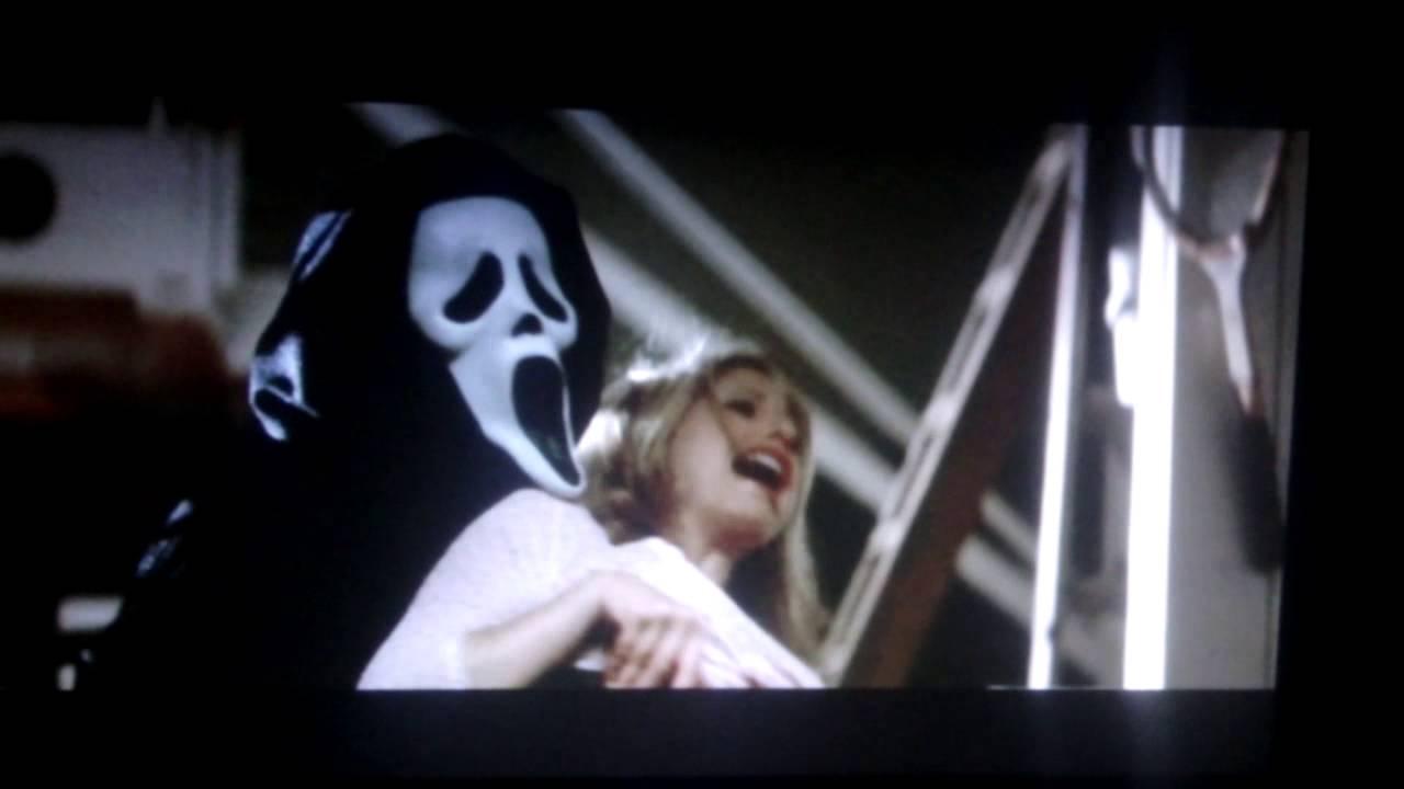 scream 2 cicis death youtube