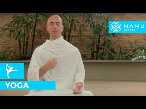 Aula de yoga -  meditação natha | Monge Satyanatha