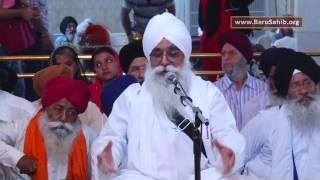 Samagam Gurdwara Bangla Sahib - Sant Teja Singh - Katha Giani Sahib Singh Ji