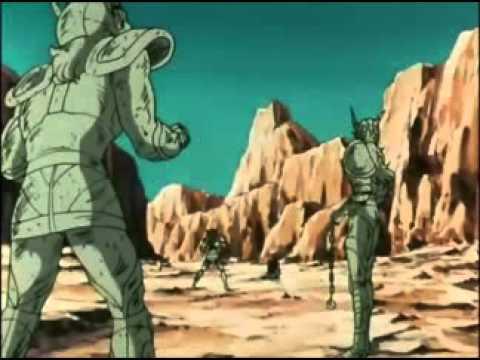 Shiryu de Dragão vs Algol de Perseu