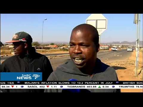 Soshanguve residents demand better services