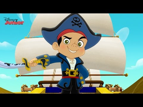 Captain Jake Song | Jake and the Never Land Pirates | Disney Junior UK