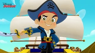 Captain Jake Song | Jake and the Never Land Pirates | Official Disney Junior UK HD