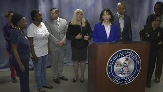 WEB EXTRA: News Conference On Arrest Of Ernest Roberts In Murder Of Kameela Russell