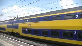 Treinen in Nederland 2015  deel 2
